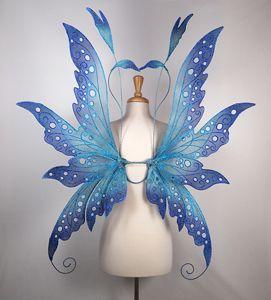 Colleen fairy wings from On Gossamer Wings www.fairy-wings.com/