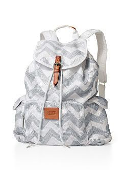 Backpack - PINK - Victoria's Secret omg I want this so much.
