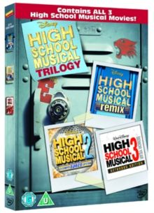 Collected edition of all three of Disney's super-successful teen musicals.Follow the fortunes of sporty Troy Bolton (Zac Efron) and brainy Gabriella Montez (Vanessa Hudgens) as they ...