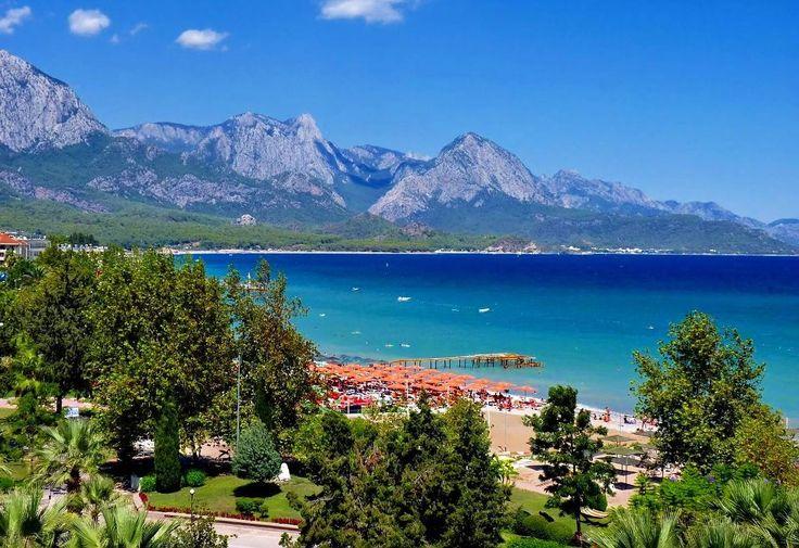 Kemer - Antalya, Turkey