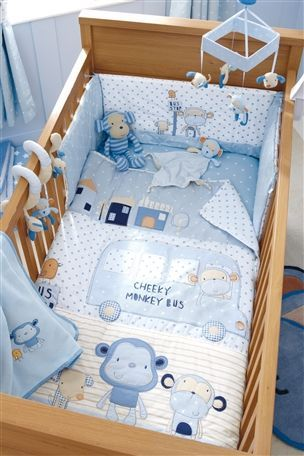Buy Cheeky Monkey Bed In A Bag from the Next UK online shop
