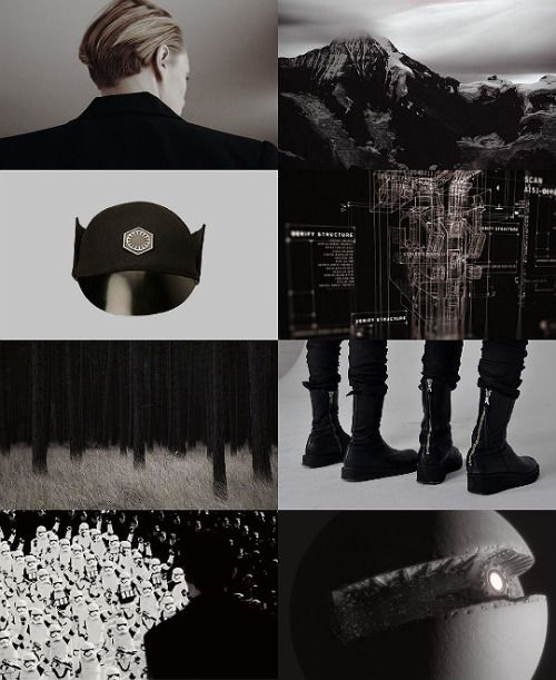 Star Wars Character Inspiration ☆- General Hux