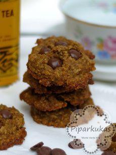 Piparkukas - Biscoito de aveia com gotas de chocolate- oatmeal chocolate cookie- Biscoiteria em Monte Verde, Minas Gerais, Brasil