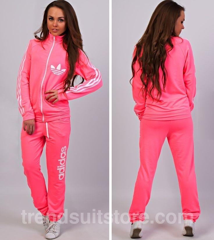 female adidas sweatsuit