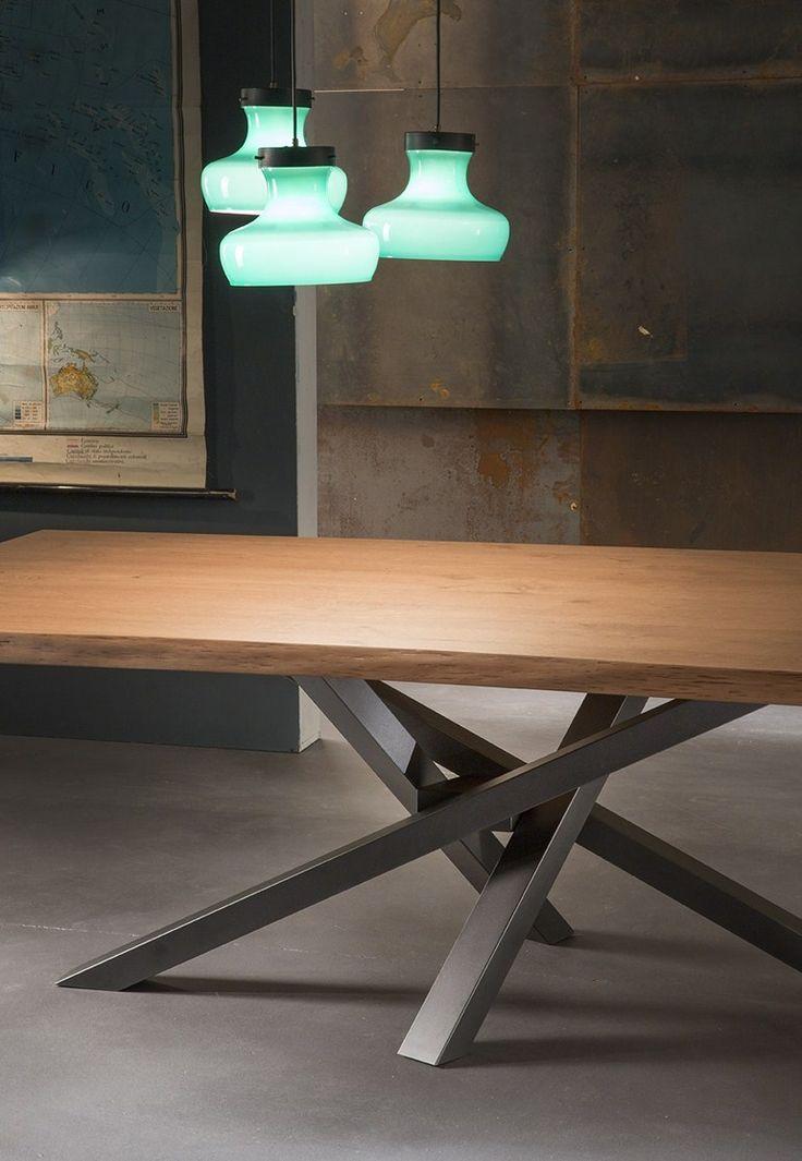 17 mejores ideas sobre mesas en pinterest acero dise o for Mesas bajas de diseno
