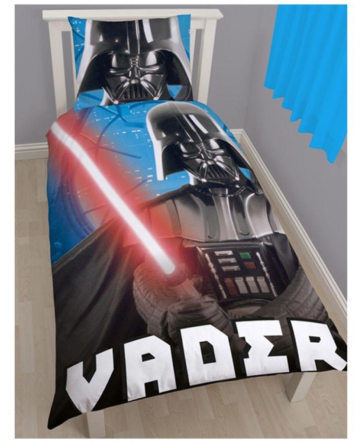 Star Wars Darth Vader Universe Single Duvet Cover