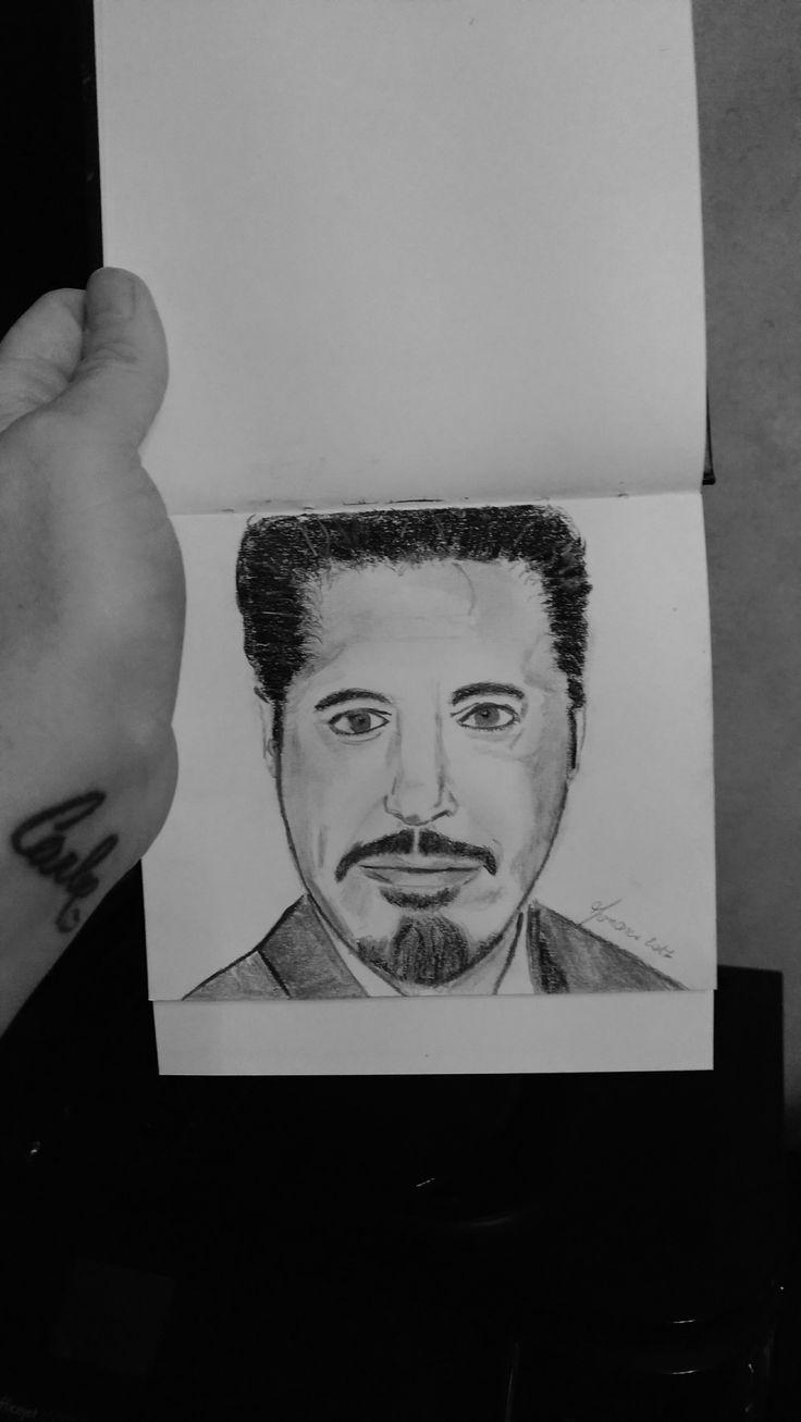 Robert Downey Jr - Disegno #3