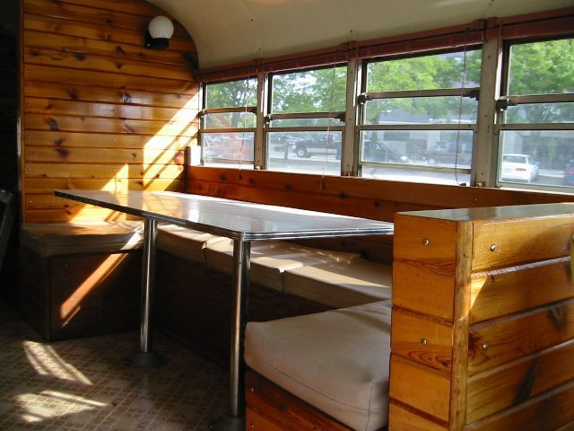 Brilliant 24 Best Short Bus Camper Conversion Ideas https://camperism.co/2018/01/20/24-best-short-bus-camper-conversion-ideas/ If you would like to purchase a bus, whether it's a gas or a diesel bus for sale, it isn't in any way a problem after the coming of the web.