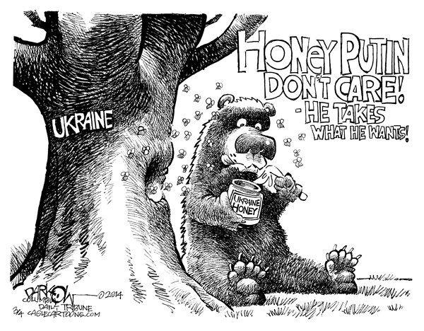 Putin Doesn't Care
