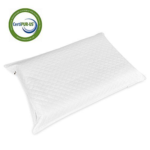 From 29.99 Hokonui Memory Foam Contour Pillow Washable Organic Cotton Cover Reduce Neck And Shoulder Pain