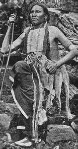 Feather Wolf, Cheyenne Warrior