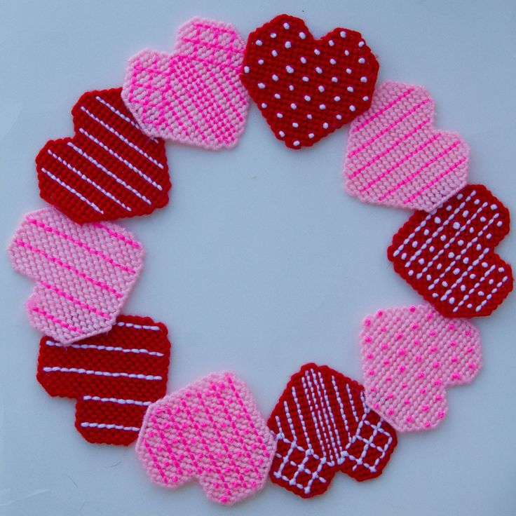 valentine napkin ring ideas