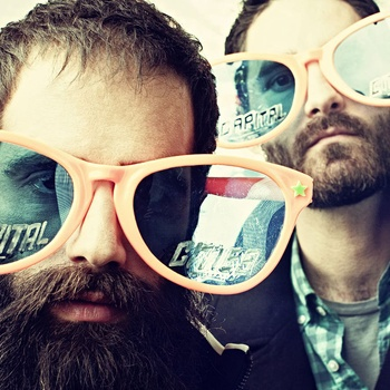 Capital Cities  - this band has an amazing sounding song out right now called Safe and Sound. Luv it and cant wait to hear more from them.