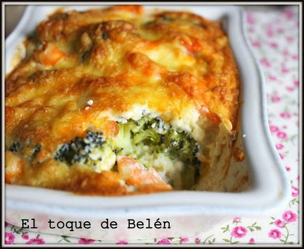 Una nueva idea del blog EL TOQUE DE BELÉN para darle un toque delicioso al brócoli.