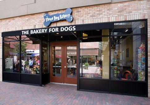 Three Dog Bakery   Various Locations Category: Dog Bakery