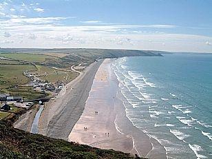 Newgale beach - Pembs Wales