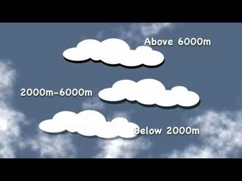 Types of Clouds (C1, W23)
