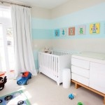 Color blocked wall for big boy room?
