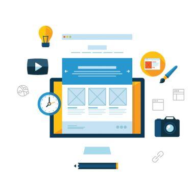 Principii de web design eficiente  1. Ierarhia vizuala  Este unul din cele mai importante elemente din spatele unui site web bine dezvoltat. Este ordinea in care ochiul uman percepe ceea ce vede. Unele elemente de pe site sunt mai importante decat altele si vrei ca atentia userului sa fie focusata pe acele elemenete importante. Nu toate elemenetele de pe site au aceeasi importanta de aceea este important sa alegi care au cea mai mare valoare.  2. Legea lui Hick  Fiecare alegere in plus…
