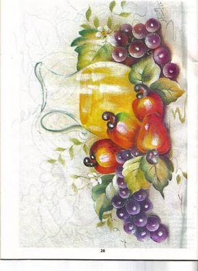 faça já pintura em tecido nº5 - Thaise Fernandes - Álbuns da web do Picasa