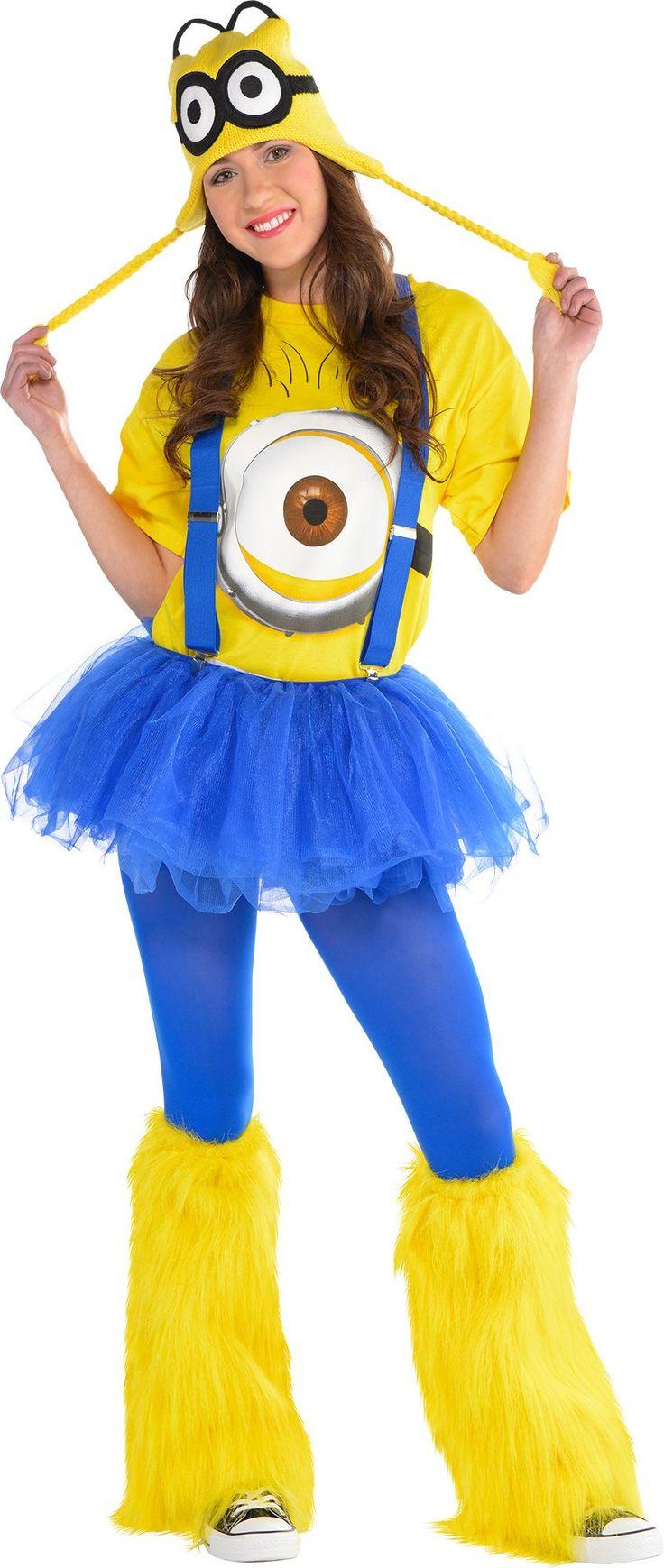 Make Your Costume - Womens Minion #3