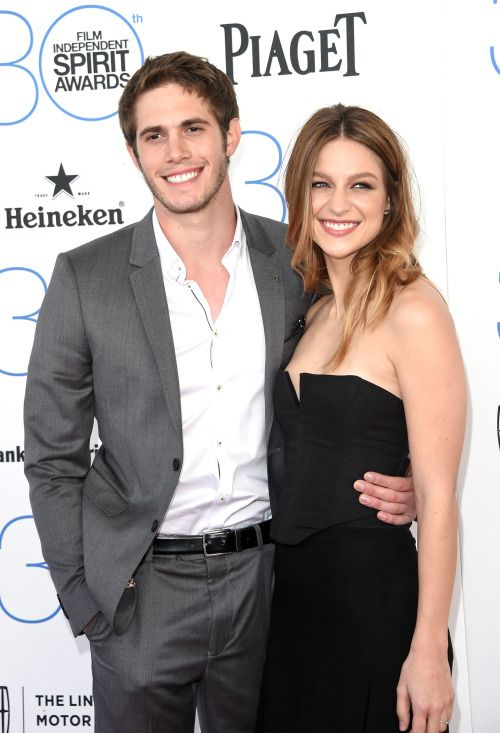 Fuck Yeah, Glee Club - Blake Jenner and Melissa Benoist at the 2015 Film...