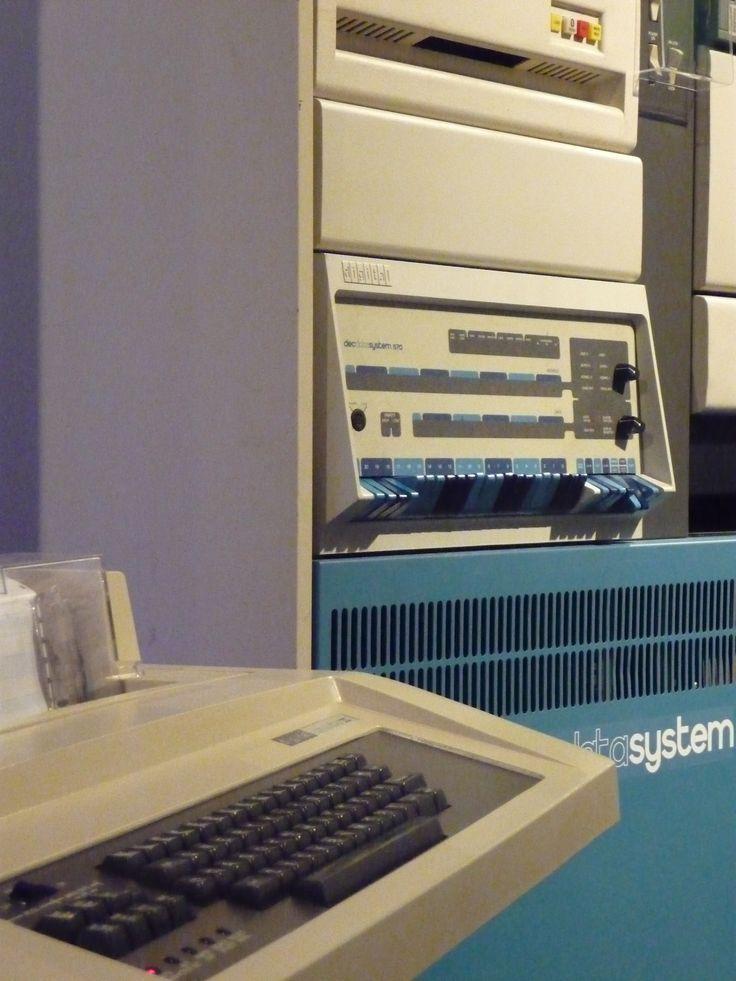 Living Computer Museum DEC PDP-11