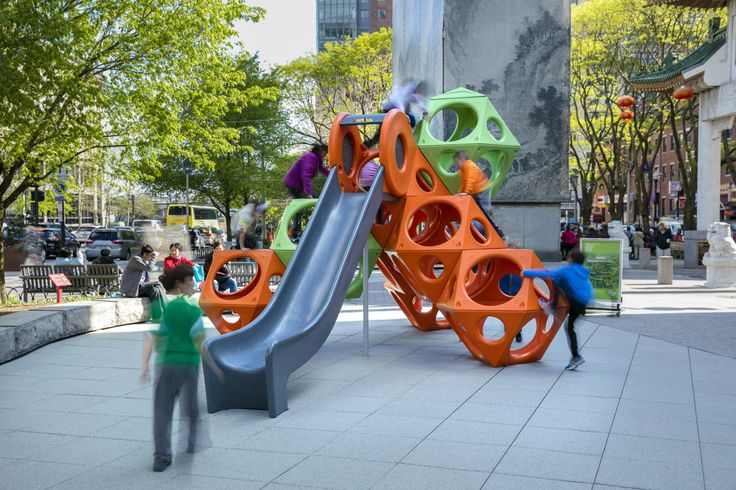 PlayCubes by Richard Dattner - Architect's Toy Box