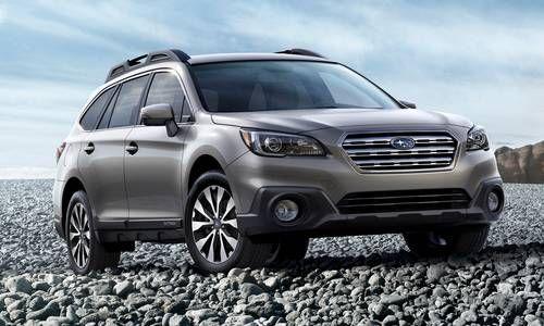 #Subaru #Outback. Fort de son esthétique et de ses performances solides, il est également capable de cheminer sur des pistes et même d'évoluer hors des sentiers battus.