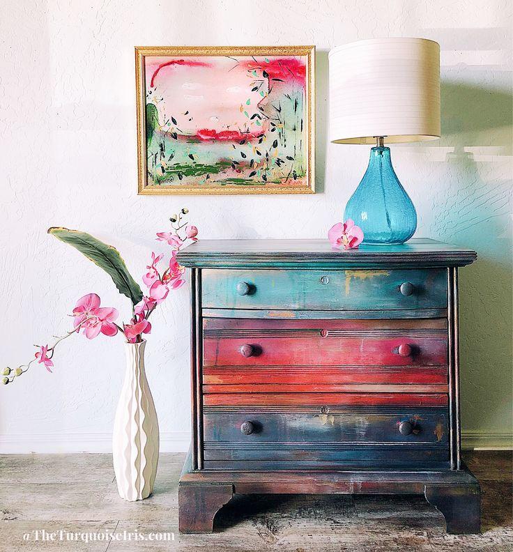 51 Besten Möbel Streichen Mit Kreidefarbe! Kreidefarben