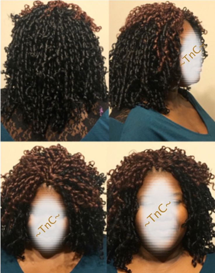 Crochet Braids Using Bobby Pin : ... Braid Ideas on Pinterest Freetress bohemian, Hair for crochet braids