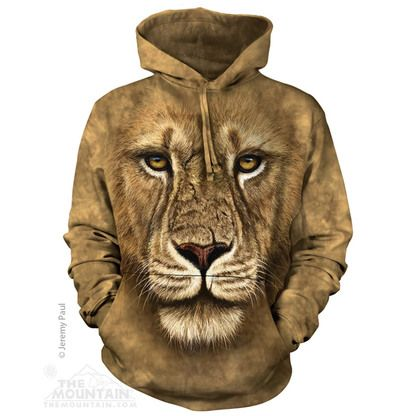 Preshrunk 80% Ring-Spun Cotton and 20% Polyester Also Features a Jersey-Lined Hoodie