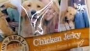 The Chinese government has responded to complaints about dangerous dog treats in a letter to a California congressman.