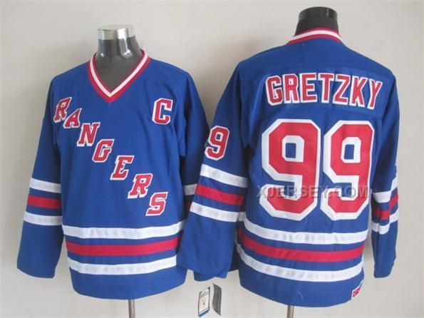 ... gretzky blue Jerseys Find this Pin and more on New York Rangers. NHL New  Throwback Jerseys New York ... 396c0c5b5