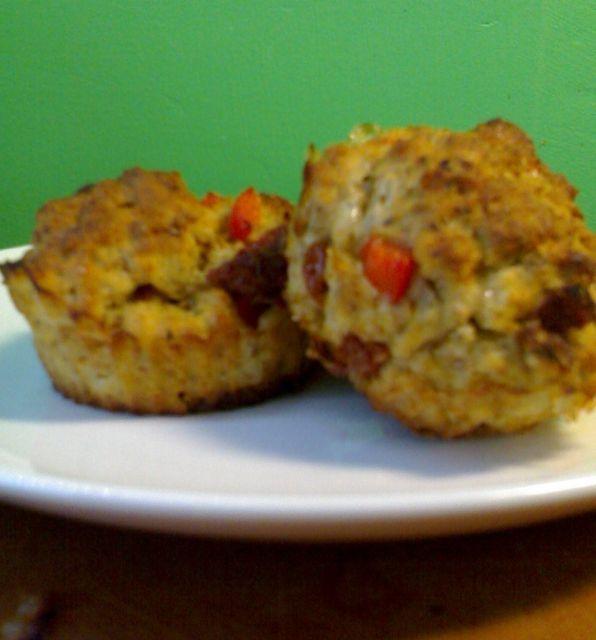 Picnic muffinsit - vege