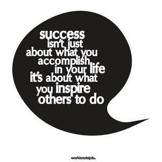 Success...: Inspiration Other, Mondays Quotes, Success Quotes, Make A Difference, So True, Truths, Living, Teacher, Inspiration Quotes