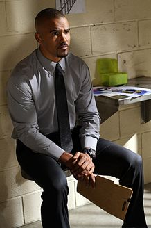 Criminal Minds - Derek Morgan <3 Oh, how I love him. One of my favorite characters !!