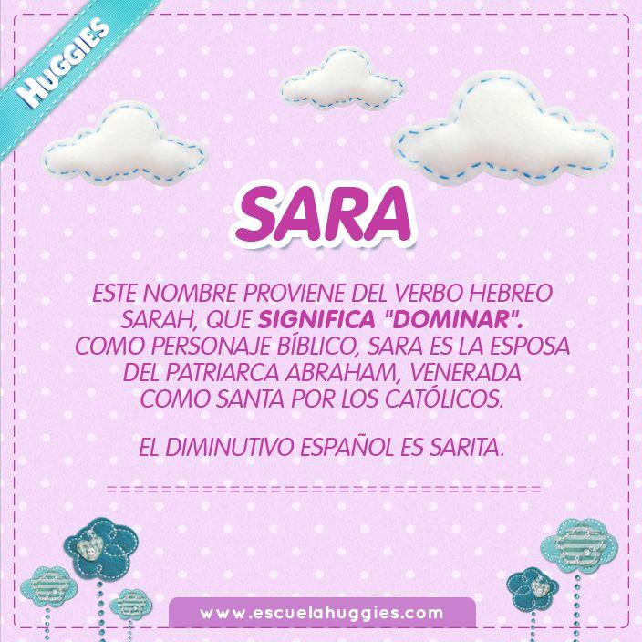 Sara, la poderosa