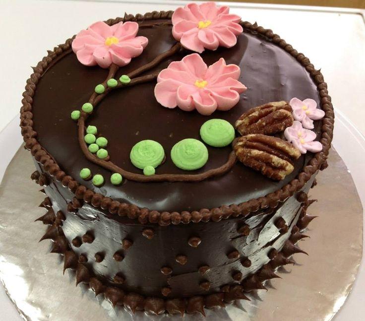 publix chocolate ganache cake recipe