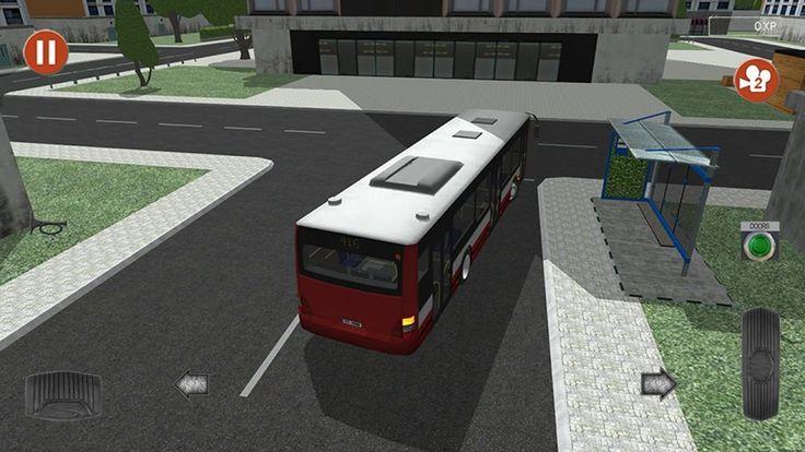 Simulator Bus Angkutan Umum - Simulasi Bis Kota