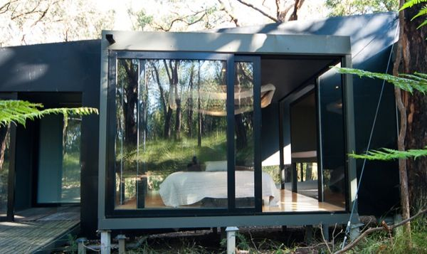 Tiny Modern Cabin in Australia