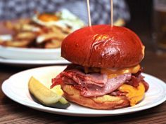 Sausage City: Au Cheval's Fried House Made Bologna Sandwich
