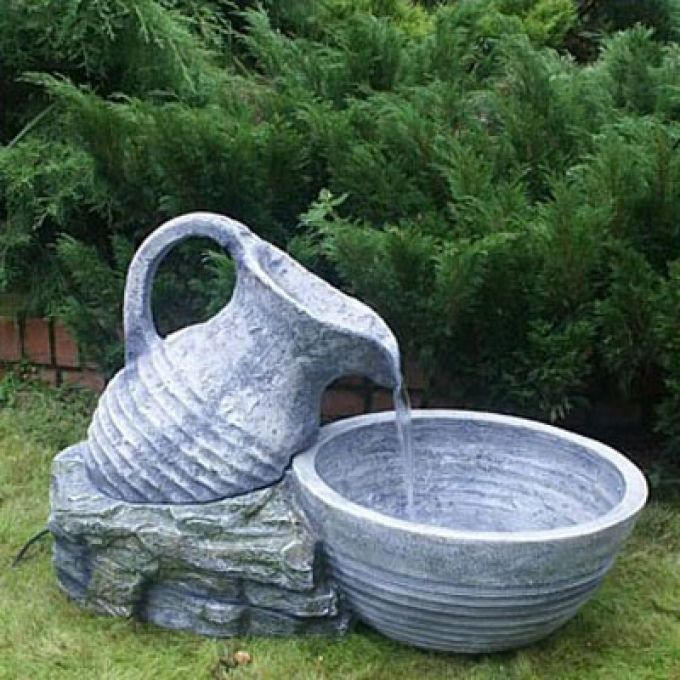 садовый фонтан для дачи своими руками: 13 тыс изображений найдено в Яндекс.Картинках