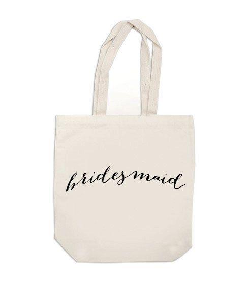 bridesmaid bag gift  Wedding Party Bridesmaids by Wedding Bags, $15.00