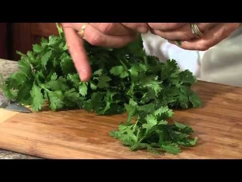 Asian Chicken Salad with Fire Roasted Tomato Bisque   Soup & Salad Video Recipes   The Fresh Market
