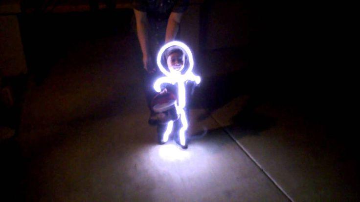 Led Lights Stick Figure