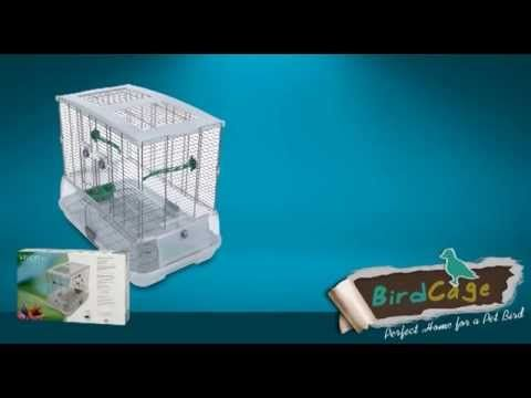 Vision Bird Cage Model M01 – Medium | Your #1 Source for Pet Supplies