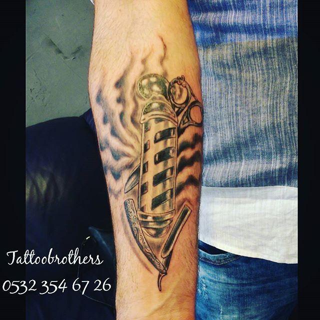 Berber - kuaför dövmesi. Berber tattoo. Tattoobrothers dövme stüdyosu Moda - Kadıköy. 0532 354 67 26 #berber #barbertattoo #razor #tattoo #ink #tattoos #inked #art #tattooartist #tattooed #girlswithtattoos #love #tattooart #tatuagem #girl #tat #tatuaje #tattoodesign #tatted #artist #instatattoo #inkedup #colortattoo #ustura #usturdovmesi #zaferfatihozsoy
