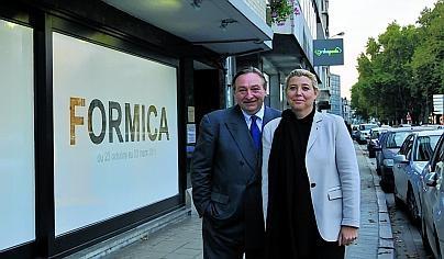 Paul-François et Nathalie Vranken
