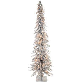 Silver Christmas Tree Lights